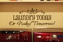 Home ~ Laundry Room