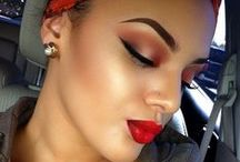 Makeup, nails, etc / by LaRaunce Fleming