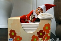 Holidays ~ Elf on a Shelf / by Sprinkled Just Right
