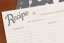 Recipes / by Julie Lee