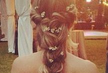 Hair / by Lizzy Favre