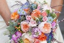 wedding: bouquets. / Your wedding bouquet is one of the most photographed features of your special day.  (second only to your wedding gown) / by Kawania (Kay) Wooten CMP