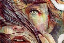 Art. / by Katelin White