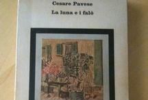 La luna e i falò (Cesare Pavese) / by Vittoria Nicolò
