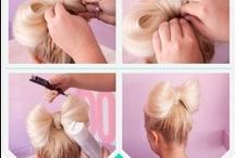 Hair ideas and tips