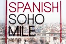 Spanish Soho Mile '12: NY meets Spanish fashion / Spanish Soho Mile Style: NY meets Spanish fashion