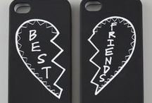iPhone Cases & Accessories / by Lizzy Favre