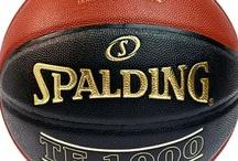 Les ballons de basket / Tous nos plus beaux ballons de basket Splading, Molten NBA...