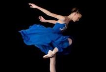 music & film: terpsichorean. / a beautiful dancer making beautiful movements.