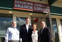Bishops Corner Grand Reopening / by West Hartford Libraries