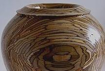 Turned Wood - Laminates
