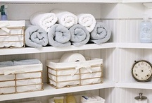 Organizing & House Projects