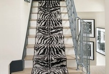 design: animal print chic. / Your interior design takes a walk on the wild side!