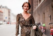 fashion: animal print chic. / Hot and classic fashion featuring leopard prints, zebra prints, snakeskin, and a sexy alligator skin.