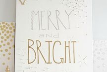 Rejuvenation I'm in a Holiday Mood / Rustic and glam holiday decoration inspiration