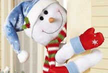 Snowmen! / Snowmen for everywhere in and around the home. / by Maureen Ambrosino