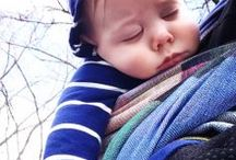 Babywearing - my carriers / Dear Everyone, I'm sorry if you follow me on Pinterest and get more than an eyefull of babywearing. It's my passion right now... so sorry! :-)  / by Natalie Duhamel