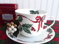 A Very Vintage Christmas / Ho, ho, ho! Christmas is the best time...nostalgia and vintage treasures!