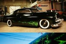BSI's 1951 Mercury for Johnny Depp:) / Bodie Stroud's Build of Johnny Depp's '51 Mercury! www.bodiestroud.com 2014