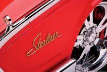 Bodie Stroud's Build of his 1960 Starliner (Scarliner)! / www.bodiestroud.com / by Jammin Jo