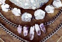 Jewellery, Handbags, Accessories / Classic Elegant Beauty - Earthy and Handmade
