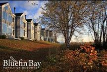 The Bluefin Bay 2015 Getaway Pinfest / Pin your North Shore destination for a chance to win a weekend getaway to Bluefin Bay Family of Resorts! Contest runs March 30 - April 30, 2015.