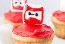 Big Hero 6 Party Theme Collection / Looking for idea for a Big Hero 6 Party. Here is a collection of printable, gift idea, recipes, games, clothing And toys