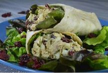 Tuna wrap recipes / Easy to make Tuna Wrap Recipes for Lunch or Dinner