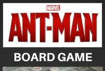 Ant-Man Party Ideas / Looking to do a Ant-Man birthday party? Here is a collection of Ant-Man printables, Ant-Man games, Ant-Man Crafts, Antman inspired food and Ant-Man gift ideas to throw the perfect Ant-Man Theme party.  #antman #antmanevent