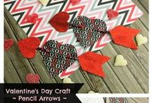 Free Printable Valentine's Day Cards, Crafts and Recipes / Free Printable Valentine's Day Cards, Crafts and Recipes
