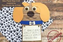 The Secret Life of Pets Party Idea & Activities / Are you looking for The Secret Life of Pets Party Ideas and Activites?  Our board is filled with crafts, DIY projects, Kids Activities and more.