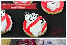 Ghostbusters 2016 Birthday Party Idea