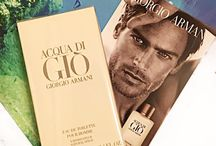 Acqua Di Gio by Giorgio Armani / Received these products free for testing purposes, but all opinions are my own.