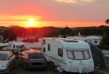 Camping and caravans / Where to go when you want to go camping? What to take with you? How to spend your free time camping. Tips and tricks to make your caravan holiday or camping the best family holiday ever.