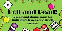 teaching ideas / I am a reading tutor and always on the look out for great ideas to use with my kids. Orton-Gillingham.
