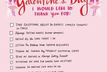 Valentines / Lots of ideas for Valentines day, Valentine's cards, Valentines food, Valentines gifts and Valentines ideas