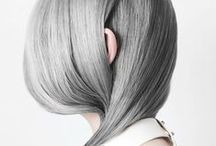 Hair / Colors, cuts and beautiful styles / by Design Survivalist