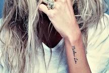 tattoos, baeebee. / by Jessi Ragan