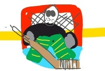 Fan Art / A collection of the finest masterpieces hockey fans have to offer.