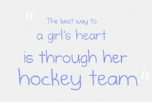 Hockey is for girls, too / by NHL