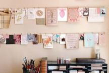 Organizing Art Corner