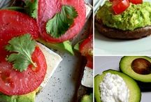 Recipes / Healthy and easy vegetarian recipes! / by Kerry Ferrari