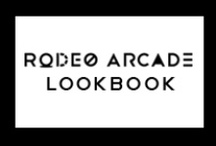 Rodeo Arcade Lookbook / Here's the latest from RodeoArcade.com / by Rodeo Arcade