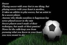 For The LOVE of Soccer! / by Robin Easley