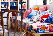 tutoring office / Office organization, decoration and storage ideas