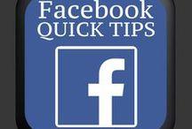 Facebook Quick Tips