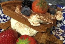 Desserts, puddings and sweet things / If it's sweet and it's a dessert, pudding or a sweet surprise it goes on this board there