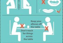 Etiquette: Everyday / Never forget the importance of proper etiquette and modern manners.