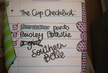 Coolers&Koozies. / Cooler&Koozie design ideas and how-tos! / by Christen Edens