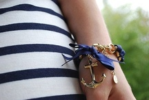 Nautical Bliss. / All things nautical, for love is by the sea(: / by Christen Edens